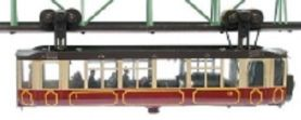 010203  Hielscher Motorised Rail Car, single